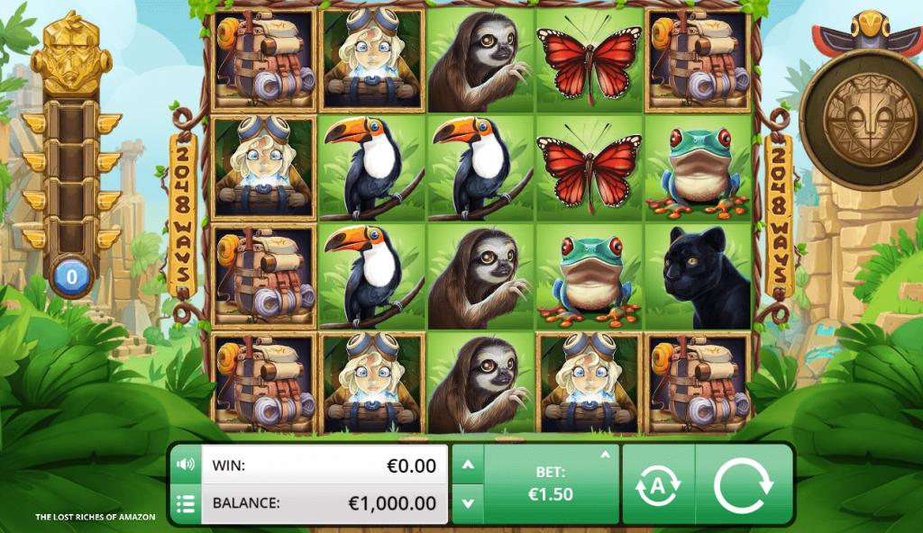 Slottipeli nettikasinolla