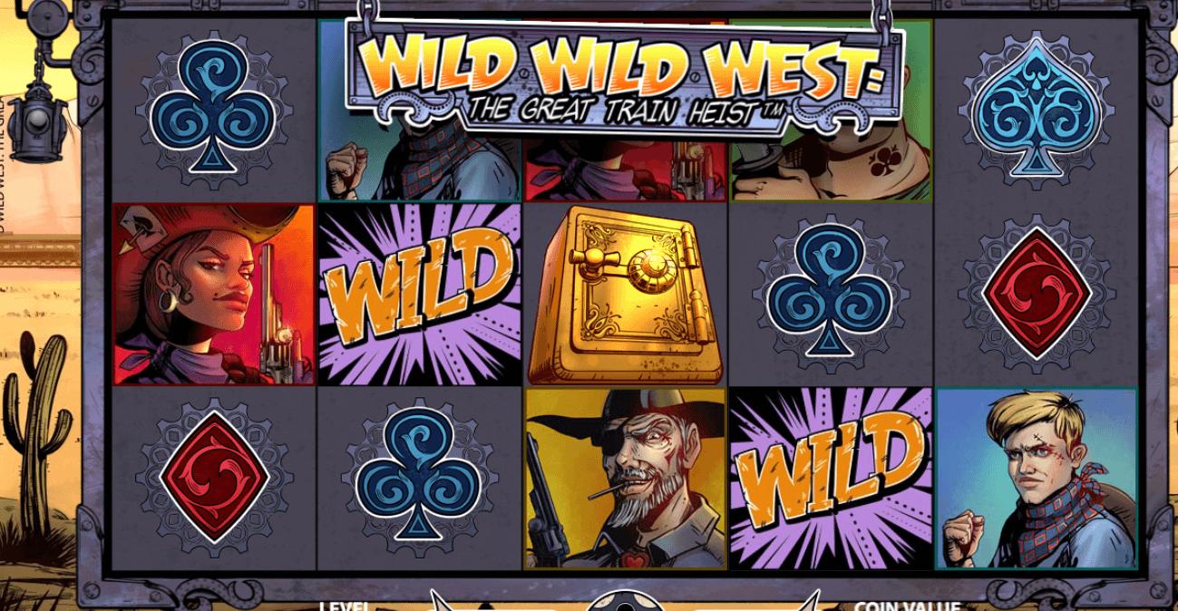Wild symboli kolikkopelissä